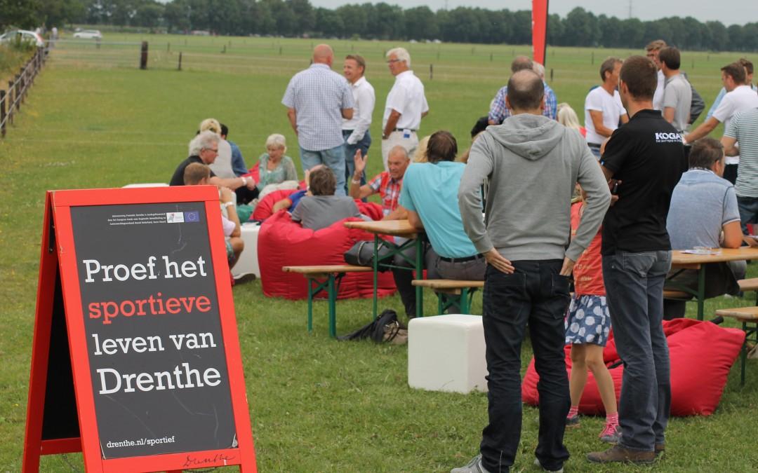 Drenthe uitgeroepen tot European Community of Sport 2019