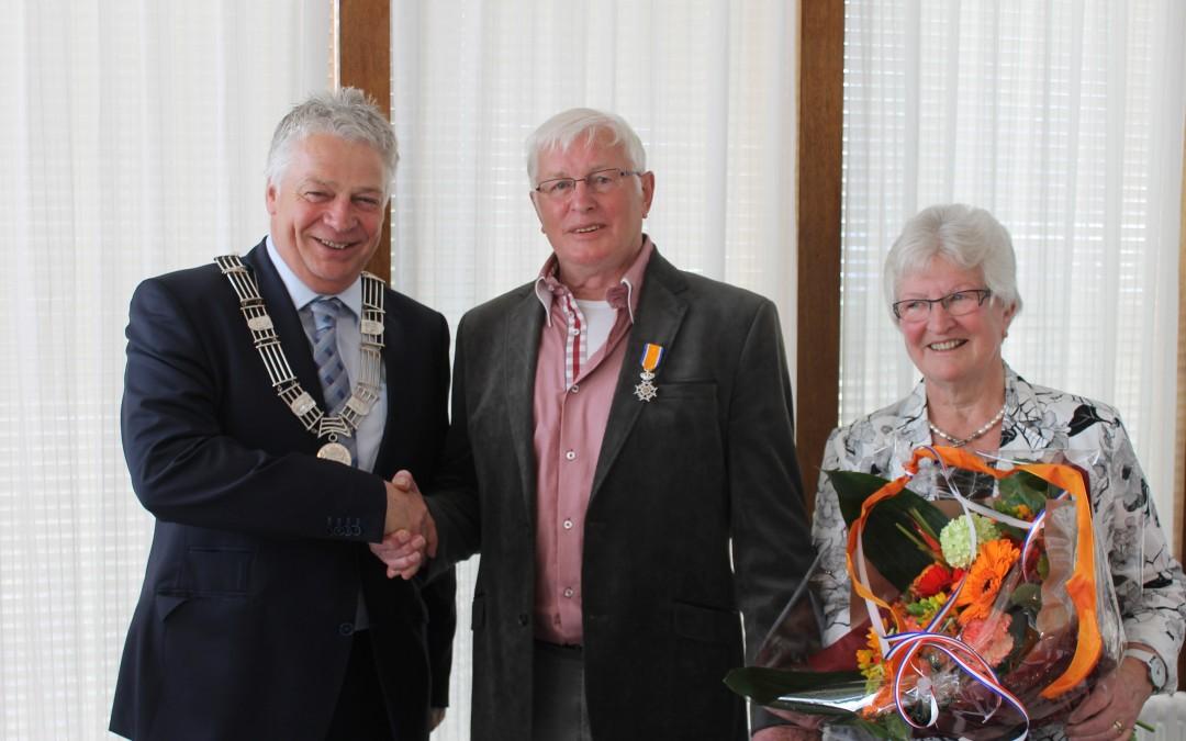 Jantje Doedens-Hagting Lid in de Orde van Oranje Nassau