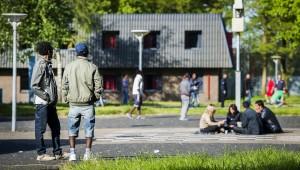 Opvang asielzoekers Veenhuizen