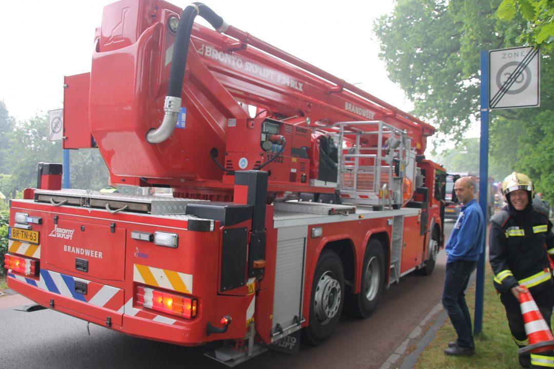 Snel ingrijpen brand weer beperkt schade woonboerderij Norg