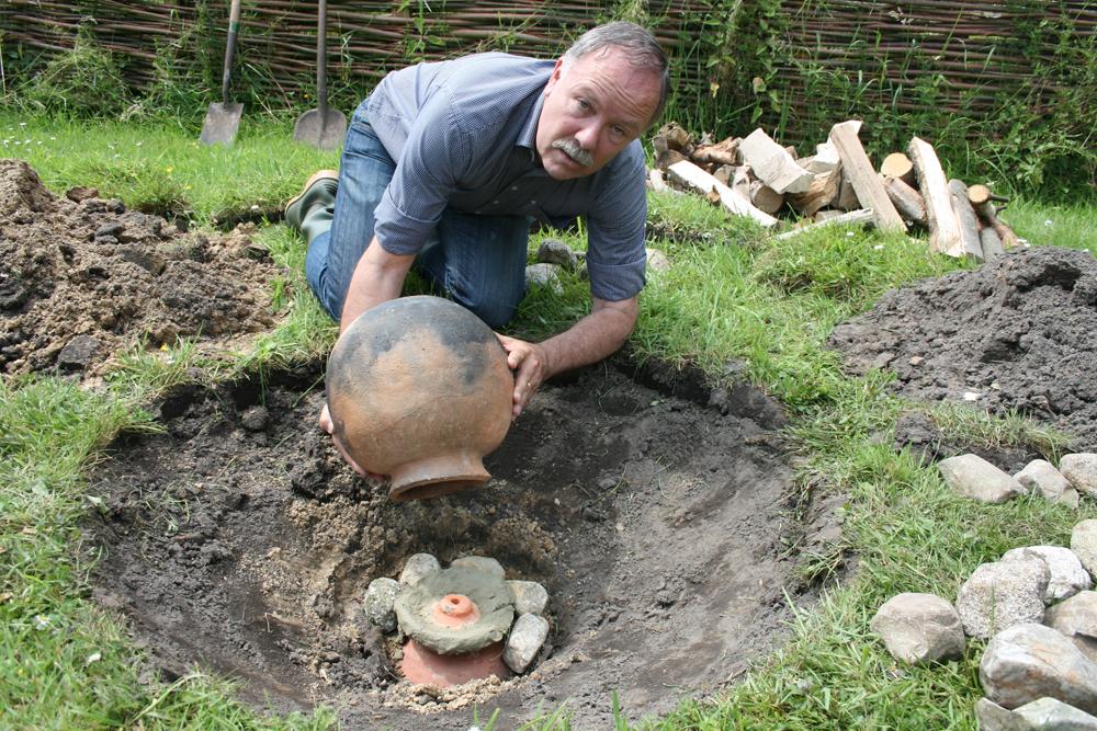 Lezing archeologie: Krakers van Veenhuizen, een onderzoek naar het middeleeuwse verleden van Veenhuizen.