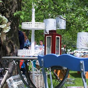 Tuin & Culinair Fair Veenhuizen sfeervol feestje