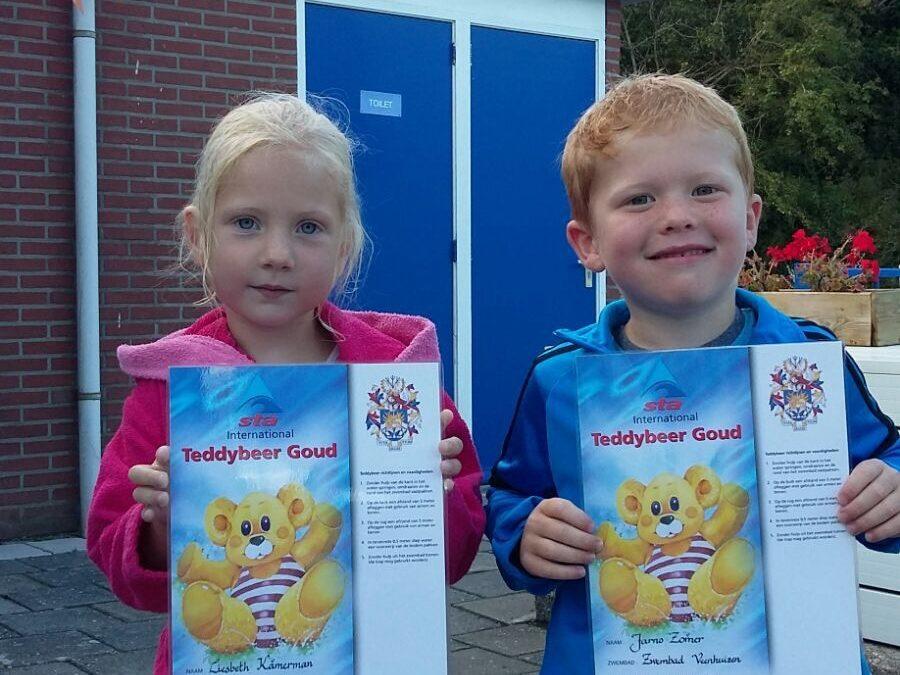 Diplomazwemmen 2017 in Zwembad Veenhuizen
