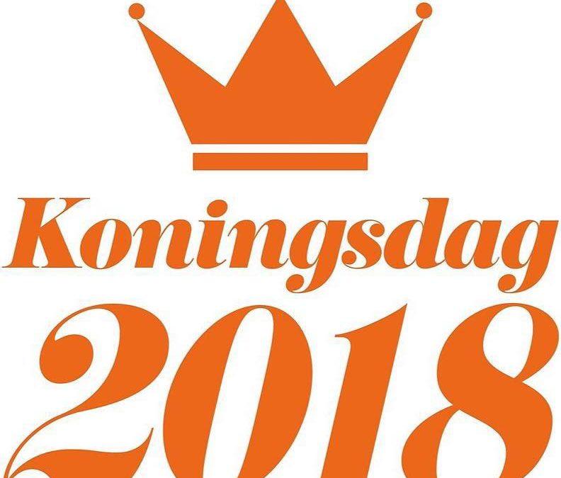 Koningsdag in Norg, Een en Veenhuizen