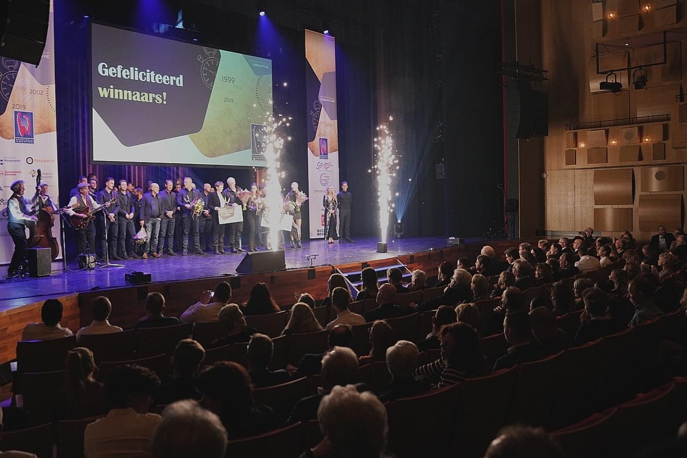 Kjeld Nuis, Fleur Nagengast en FC Emmen winnen Drentse Sportprijzen